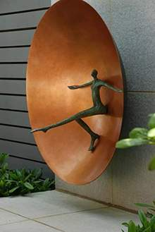 不锈钢雕塑艺术雕塑艺术造型艺术摆件室内艺术造型