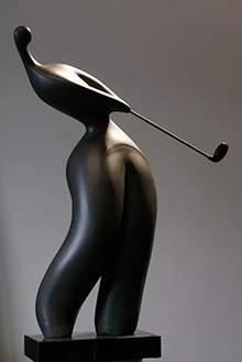 抽象雕塑玻璃钢雕塑抽象人物雕塑室内艺术摆件