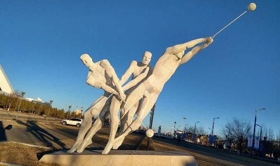 雕塑制作 要先做好材料的选择